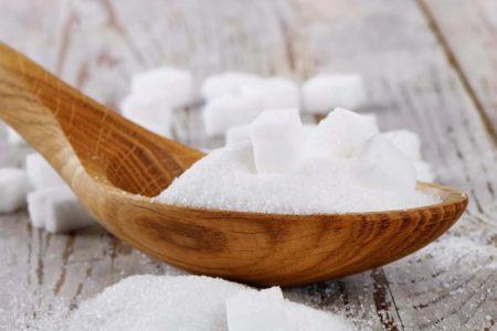Şeker, Tuz